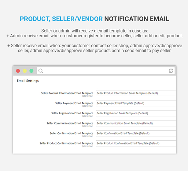Magento 2 Marketplace Multi Vendor Module - 9