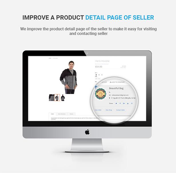 Magento 2 Marketplace Multi Vendor Module - 24
