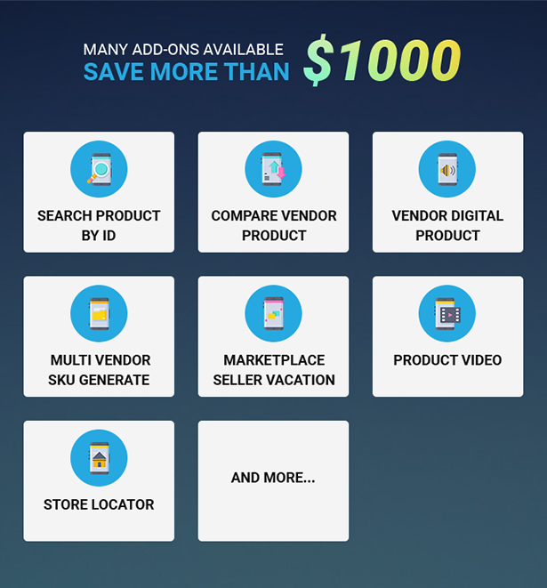 Magento 2 Marketplace Multi Vendor Module - 28