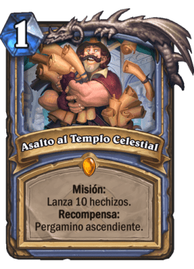 Asalto al Templo Celestial - Salvadores de Uldum