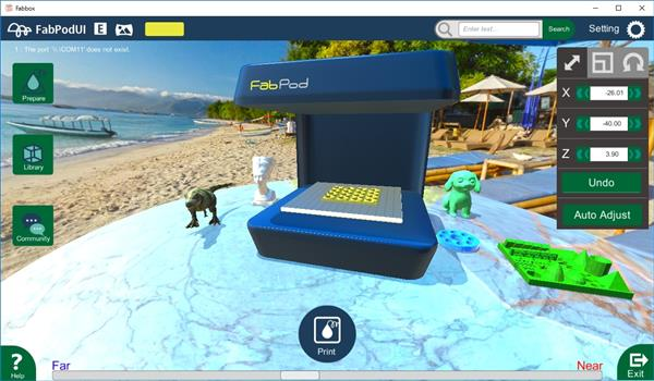 bonsai-lab-showcases-talking-fabpod-3d-printer-for-use-in-classrooms-at-ces-2