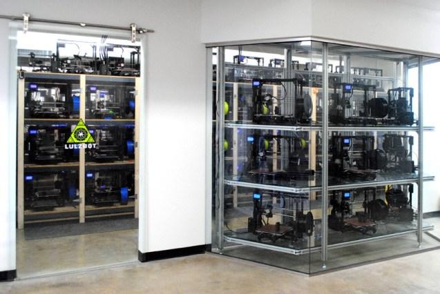 LulzBot_3D-Printer-Farm
