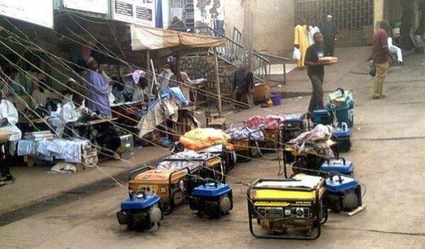 Image result for generators in nigeria
