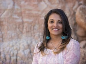 Sandhya Menon Author Photo