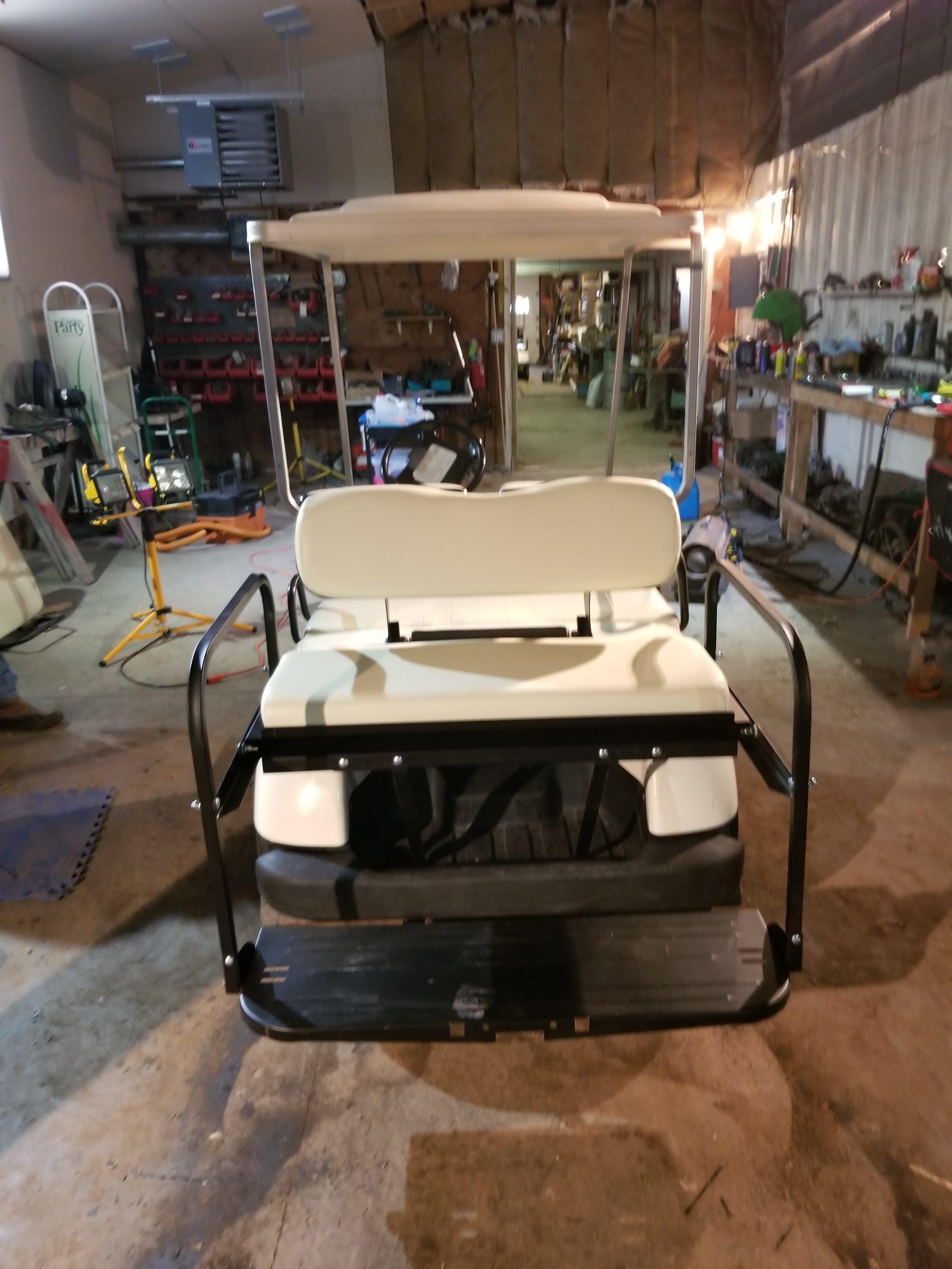 Yamaha G16 Golf Cart