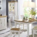 Landhaus Wohnzimmer Esszimmer Mobel Serie Viborg Skanmobler