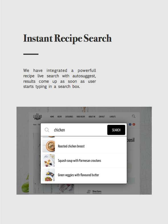 Neptune - Theme for Food Recipe Bloggers & Chefs - 14