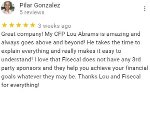 Fisecal review