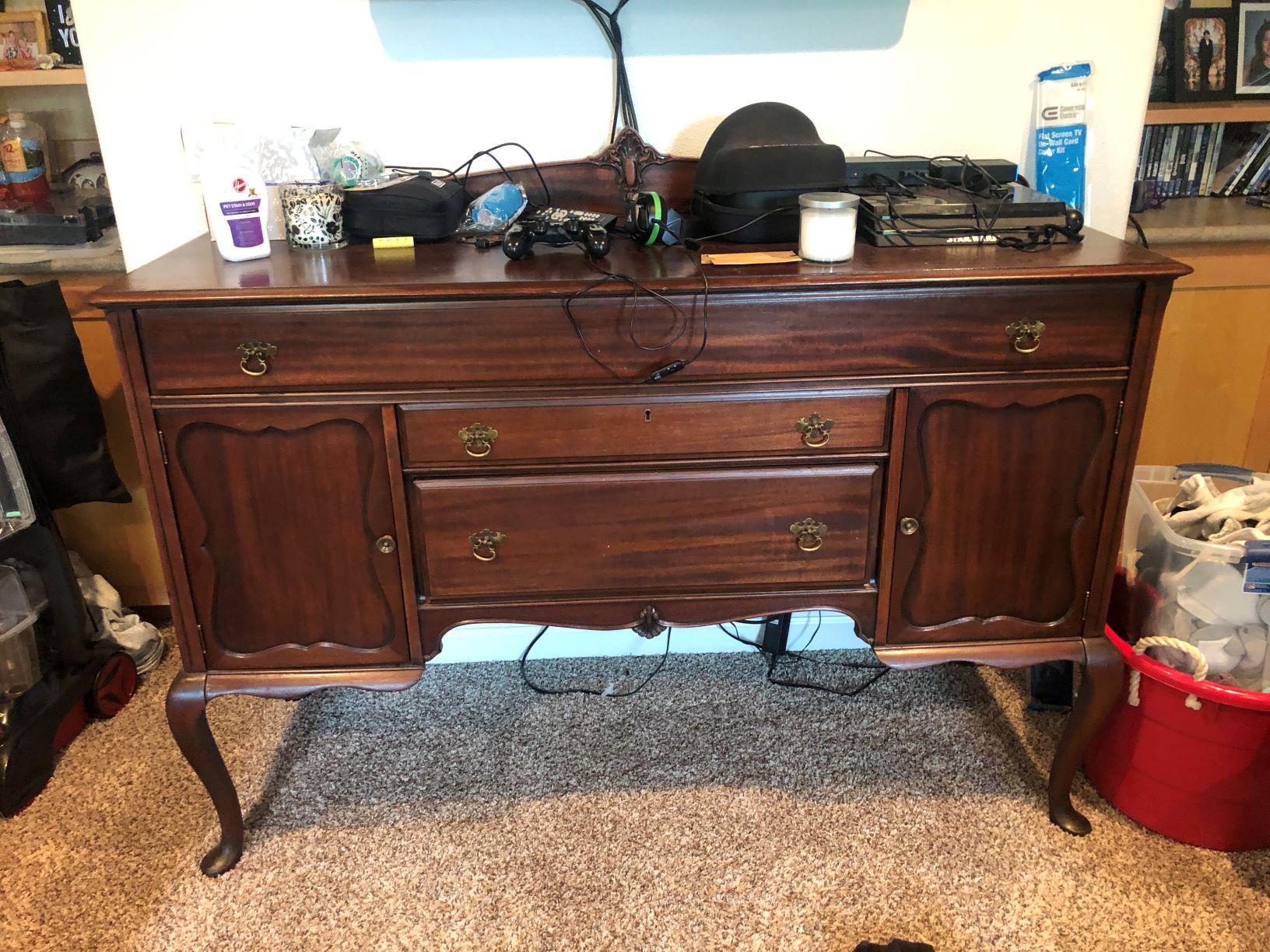 Antique Sideboard Buffet Antique Appraisal Instappraisal