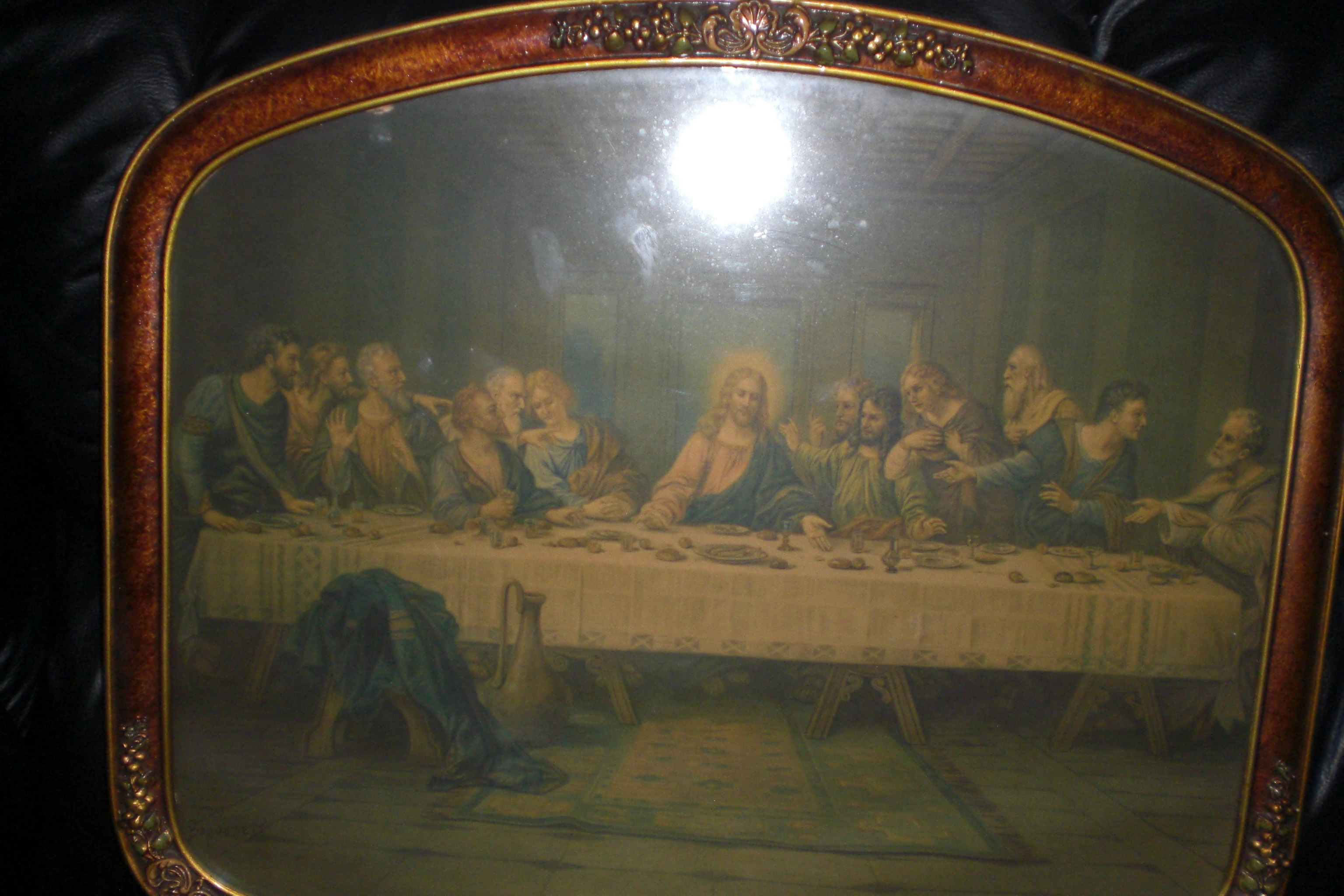 The Last Supper By Bruno Zetti Antique Appraisal