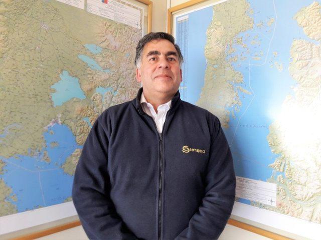 Eduardo Aguilera, director de Sernapesca Los Lagos. Foto: Archivo Salmonexpert.