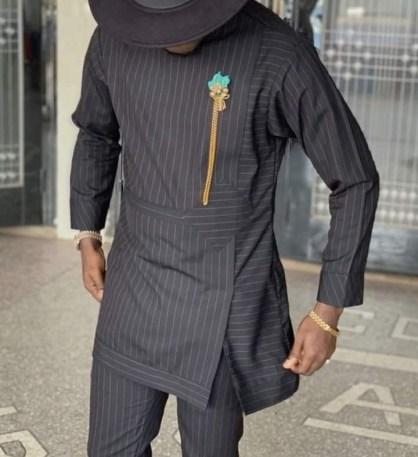 Niger Delta Style by latobidayzafrique - Men Traditional Clothings - Afrikrea