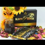 24 Sachet De Miel Aphrodisiaque Black Horse Par Mieldamour Condiments Afrikrea