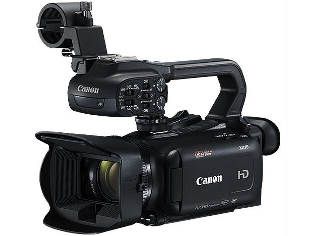 Canon Xa15 (Xa15E) Hd Camcorder Pal