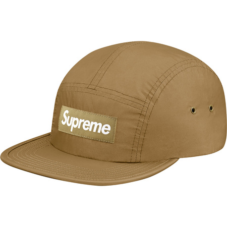 Reflective Camp Cap (Gold)