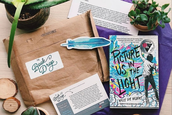 The Book Drop | Book Club by Bethany Beach Books | Cratejoy