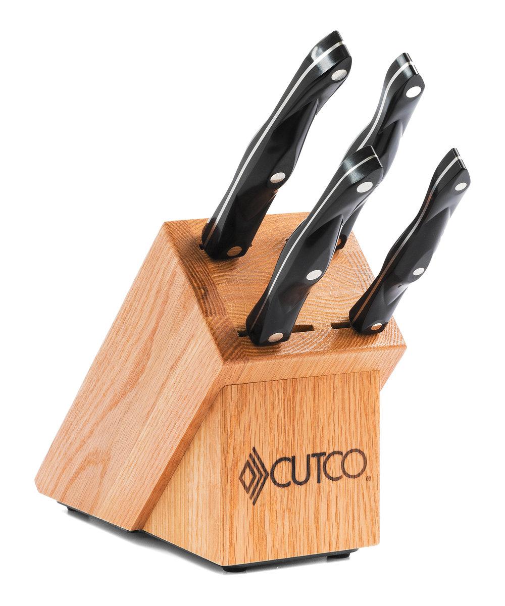 Kitchen Knife Block Set 1