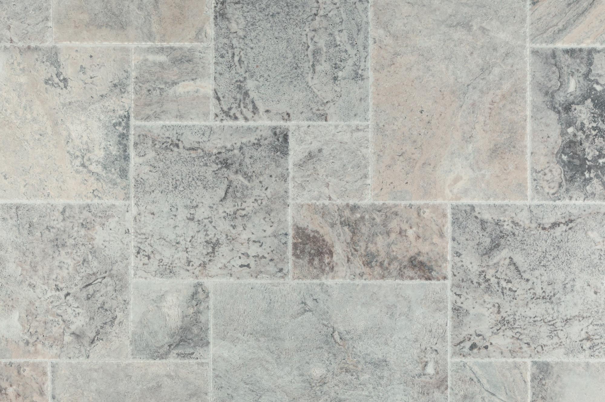 kesir travertine tile antique pattern