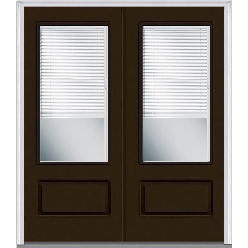 Wide Entry Doors 3 Panel