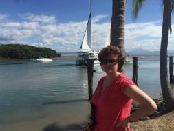 Reef marina Port Douglas - Megan