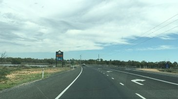 Pinnaroo road trip