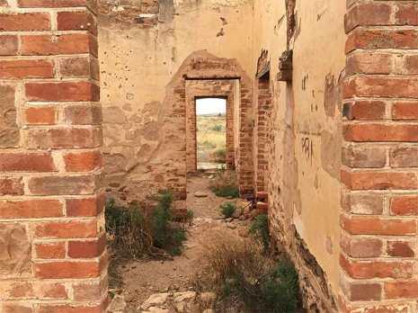Wilson Ruins