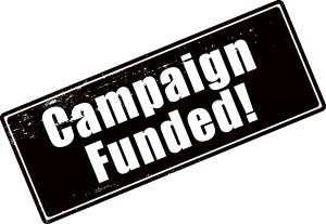 Campaign Funded