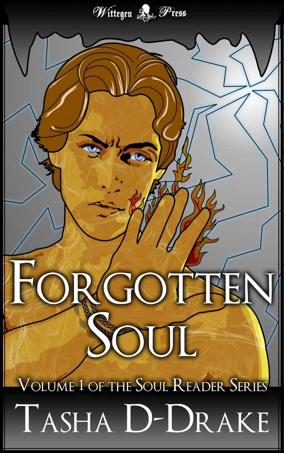 Forgotten Soul (The Soul Reader #1) by Tasha D-Drake