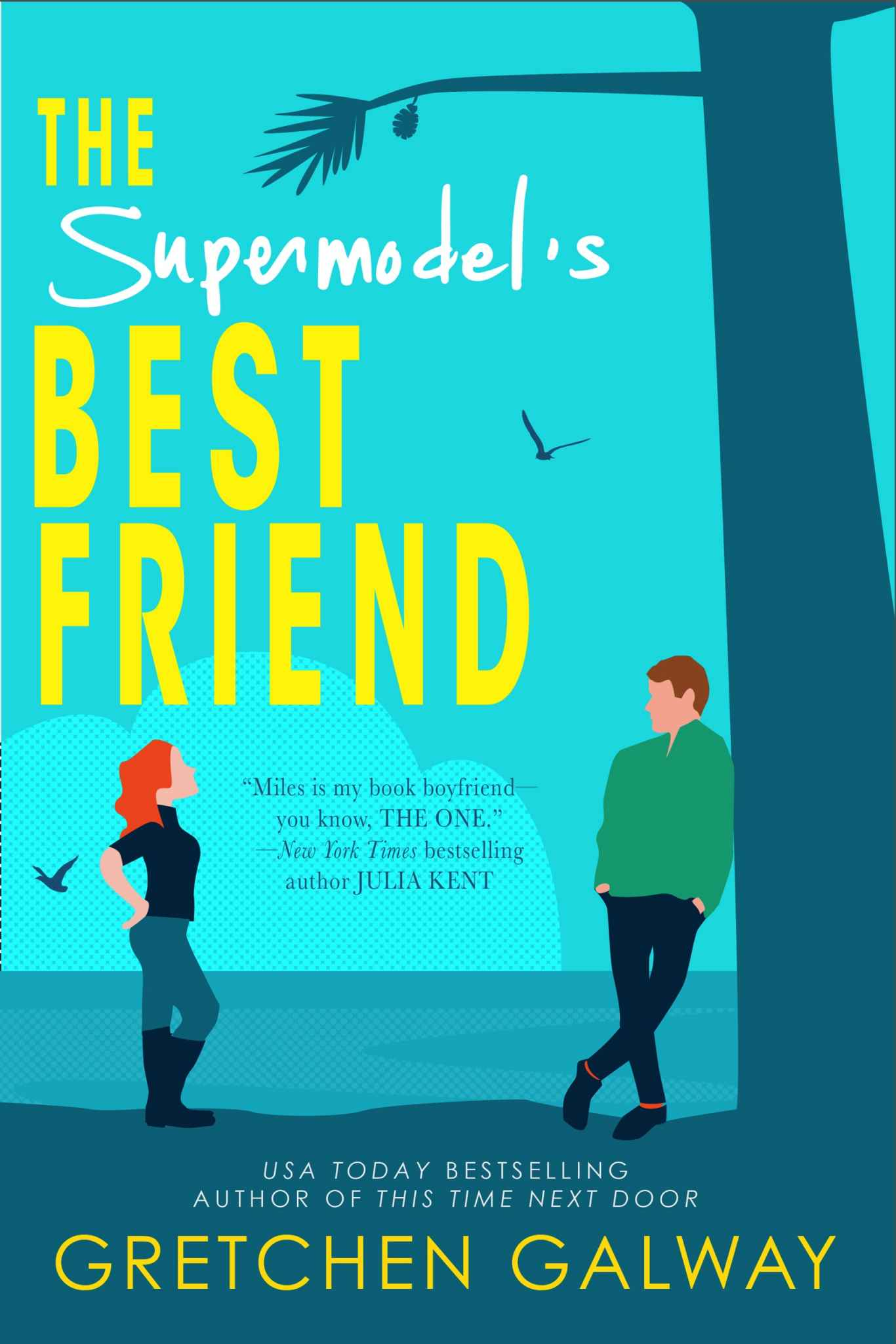 The Supermodel's best friend - Gretchen Galway
