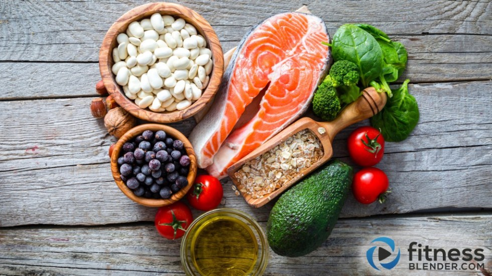 Nutrition and healing; how to eat to help healing