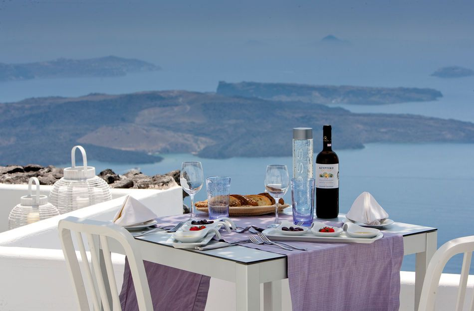 Just Back From Grace Hotel Santorini Holiday Articles Luxury Tailor Made With Wexas Travel