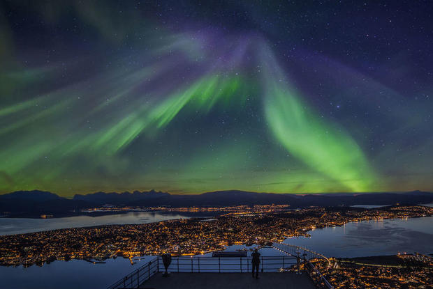 Best Place See Northern Lights September