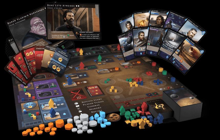Dune: Imperium - Dire Wolf Digital