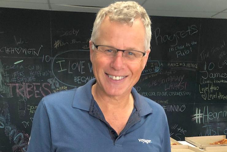 Alf Wallis (Voyager Internet)