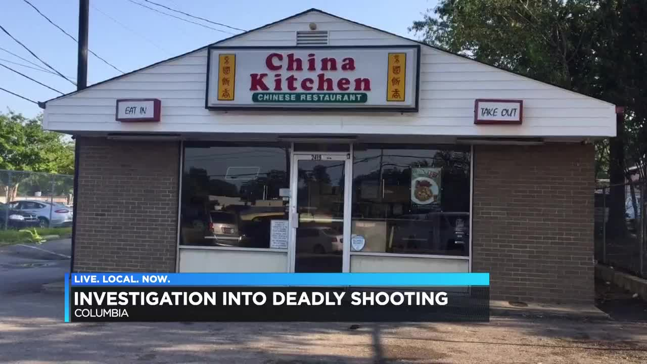 Columbia Restaurant Employee Shoots Kills Armed Robbery Suspect