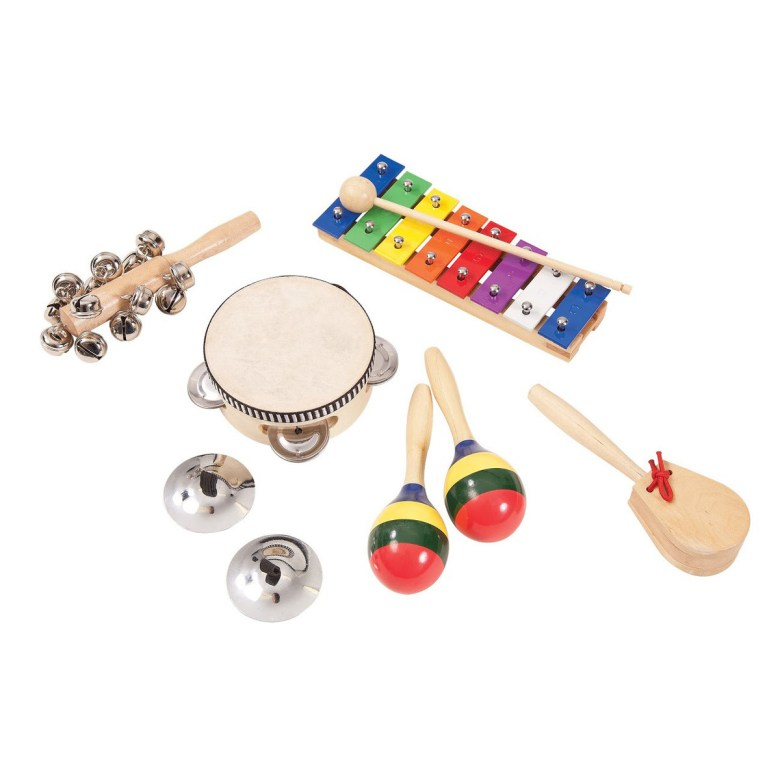 performance percussion music box inc tambourine, maracas, shakers