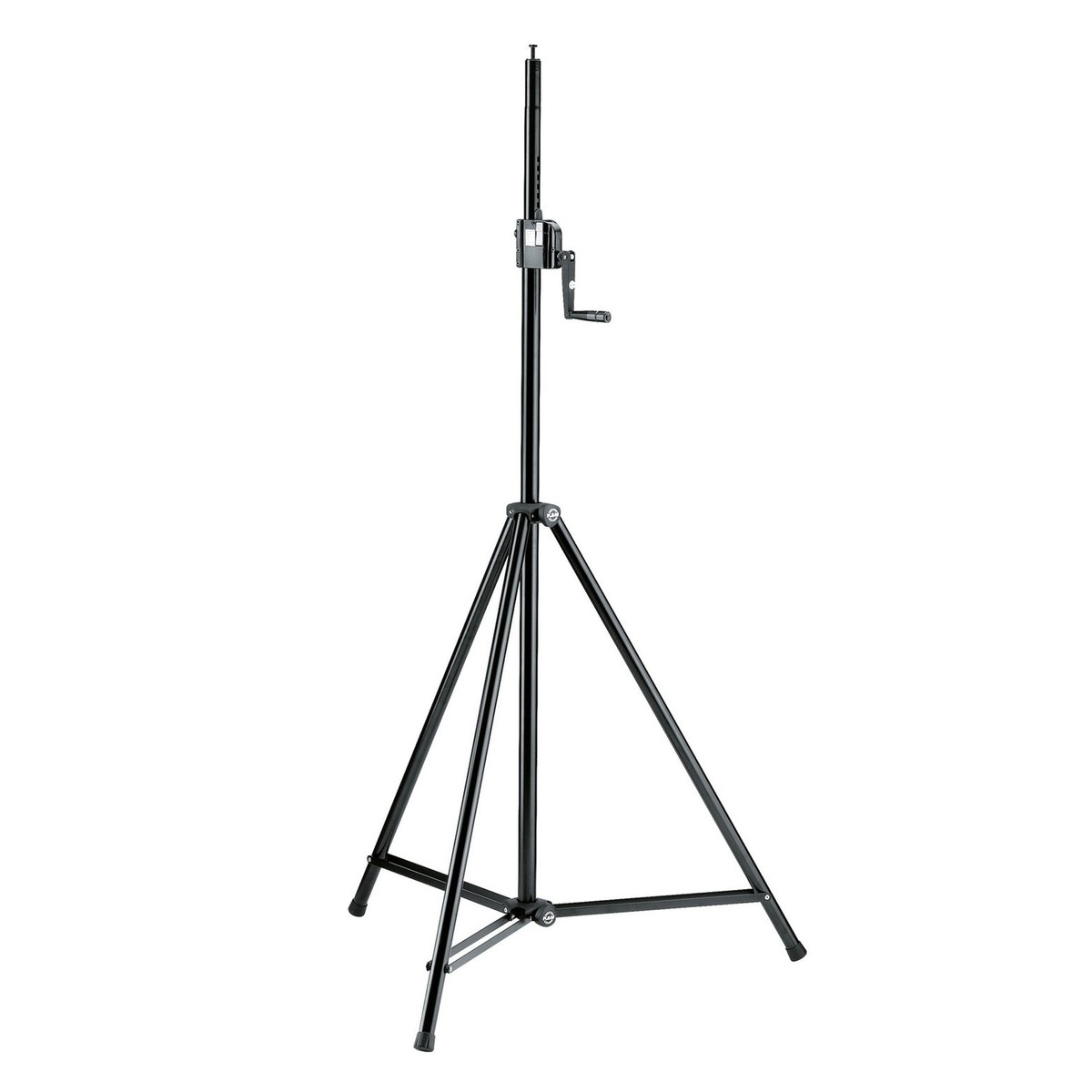 K Amp M 246 1 Lighting Speaker Stand Black At Gear4music