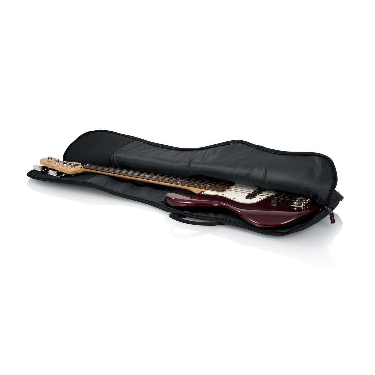 gator gbe bass bass guitar gig bag