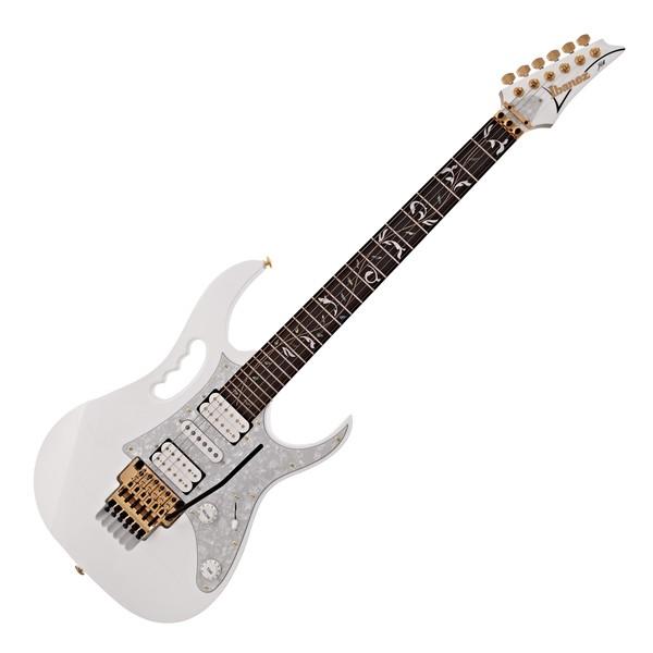 Ibanez Jem7v Steve Vai Prestige White At Gear4music