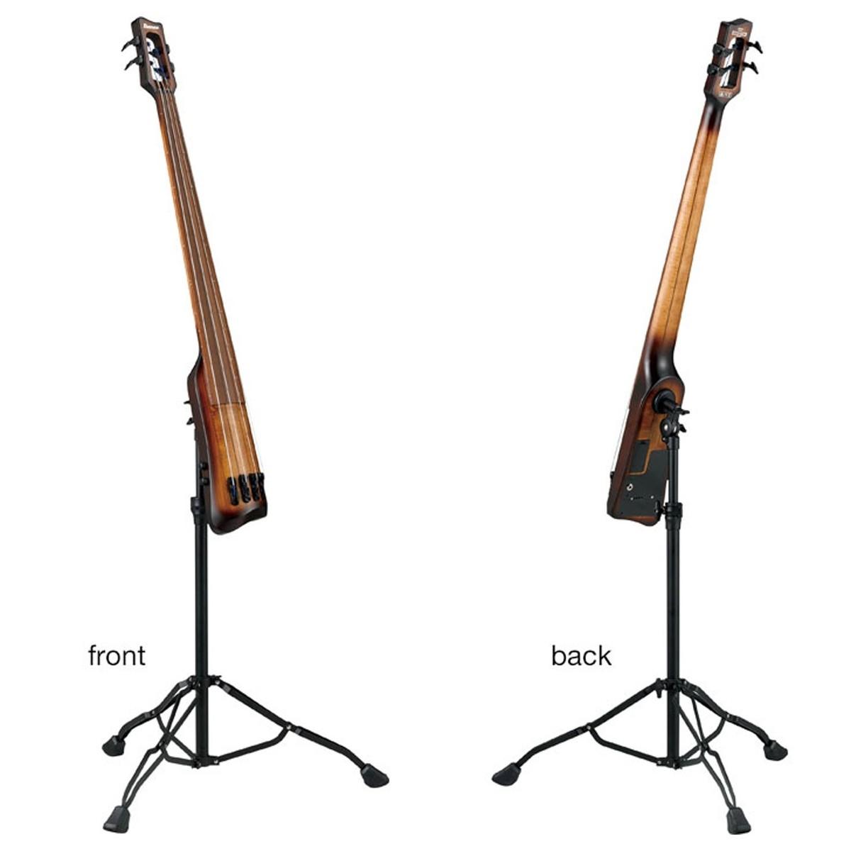 Ibanez Ub804 Fretless Bass Mahogany Oil Burst At Gear4music