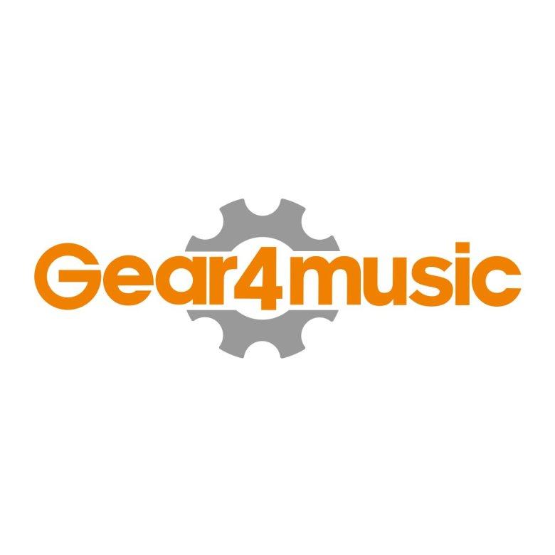 chicago bass guitar by gear4music, sunburst at gear4music