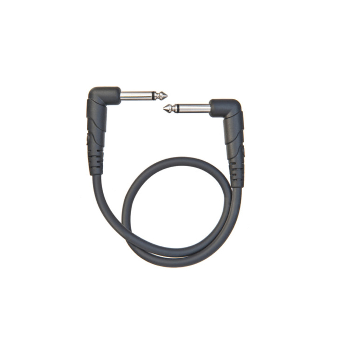 Planet Waves Classic Series Right Angle Patch Cable 3ft