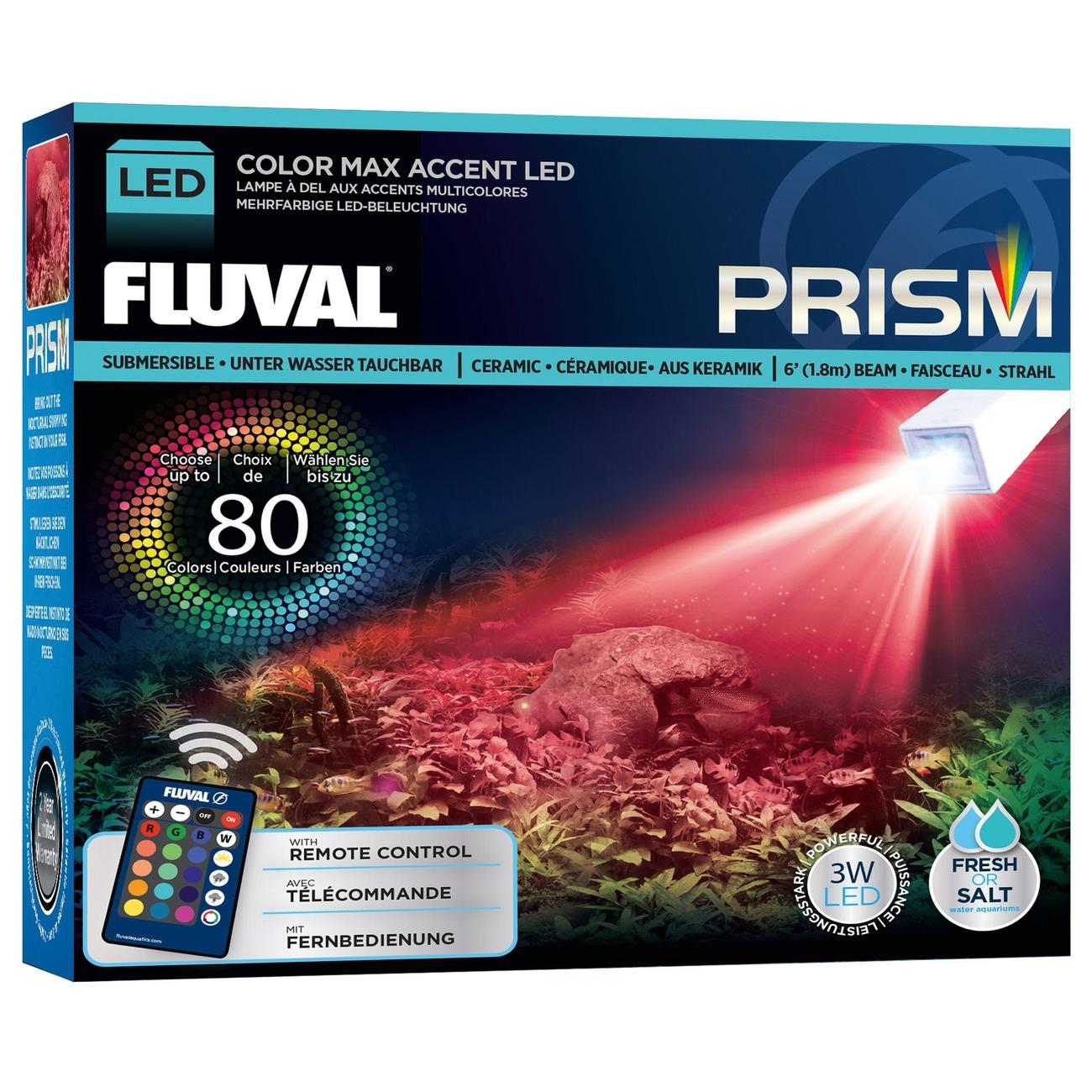Fluval Prism Unterwasser Led Beleuchtung Von Fluval Gunstig Bestellen Tiierisch De