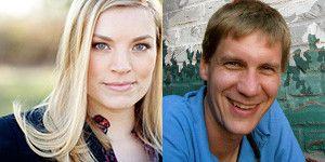 Sarah Bird and John Cook