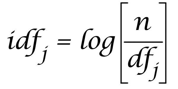 idf equation