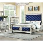 Goree S Furniture Opelika Al Varian Mirrored Nightstand