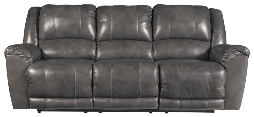 Shep S Furniture Jacksonville Fl Persiphone Charcoal Reclining Sofa