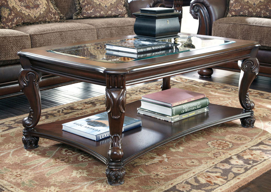 Image Result For Ashley Norcastle Sofa Table
