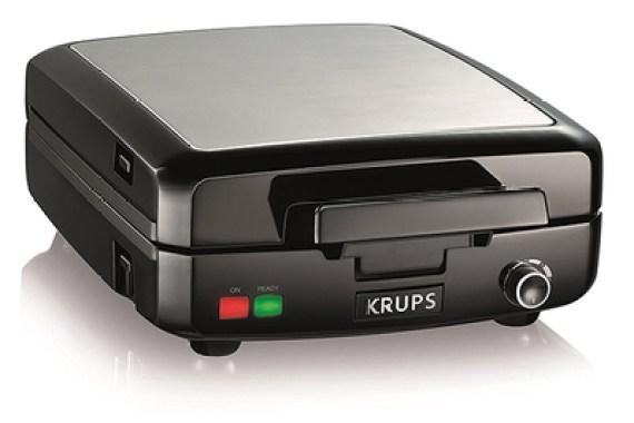 Krups GQ502 4 Slice Belgian