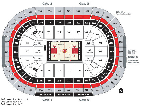 United Center Event Parking Guide